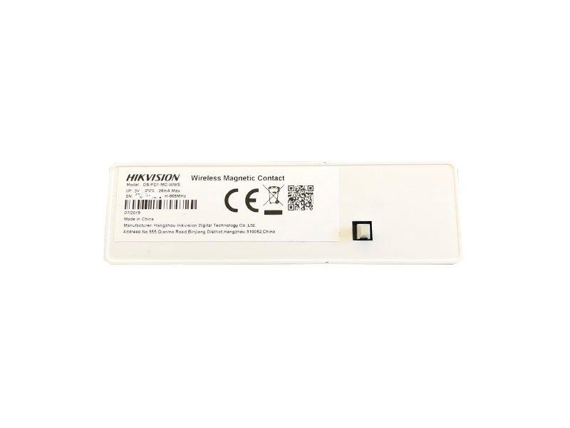 Hikvision DS-PD1-MC-WWS Contatto magnetico senza fili