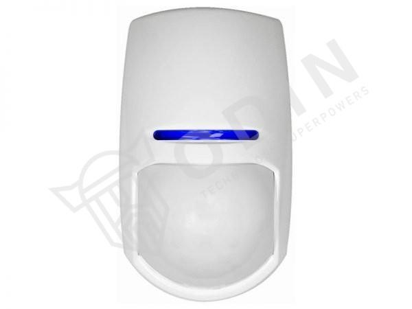 Rivelatore Pir portata 10 mt senza fili DS-PD2-P10P-W Hikvision