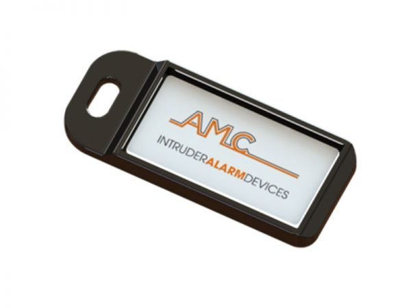 AMC KX-KEY portachiavi in ABS con tag RFID