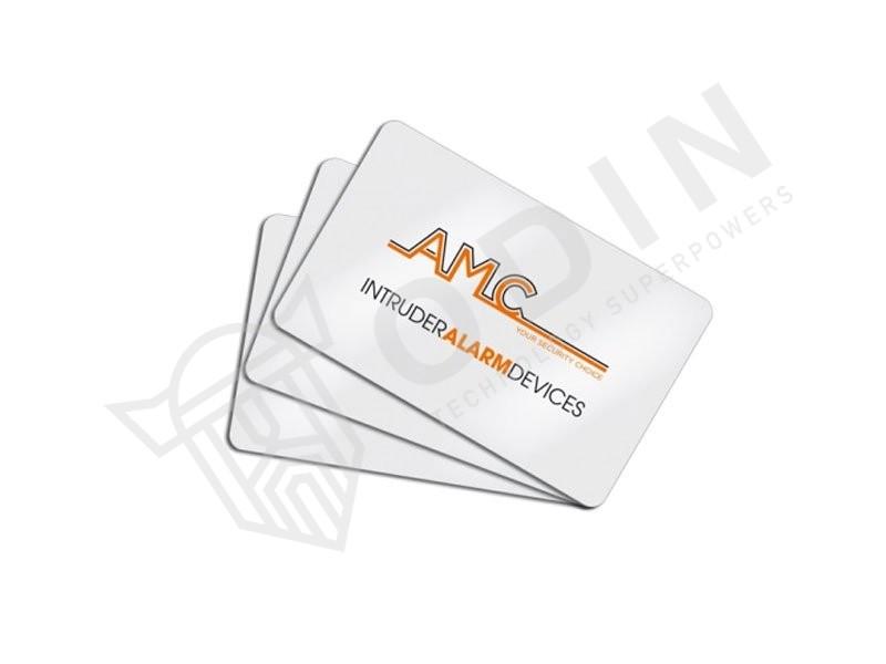 AMC KX-TAG badge tessera con tag RFID