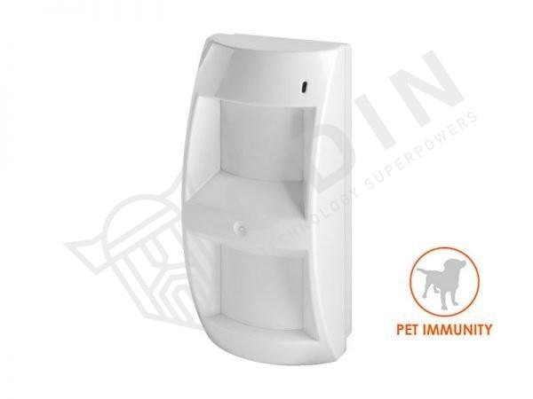 AMC SOUTDOOR/L Sensore da esterno doppio PIR pet immune