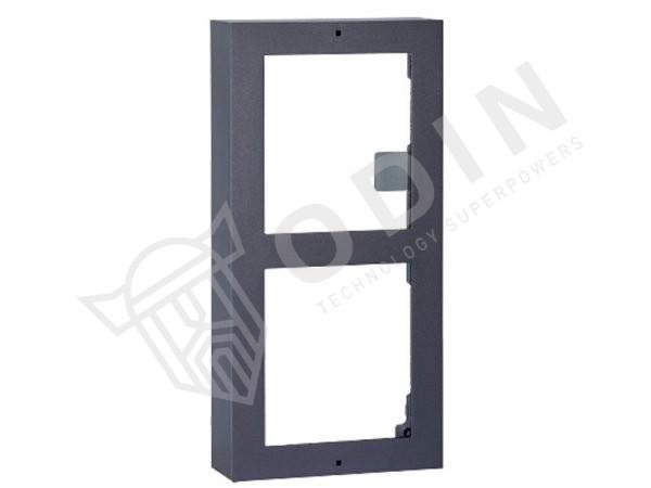 Hikvision DS-KD-ACW2 Telaio a parete per 2 posti esterni modulari