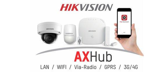 Antifurto Hikvision Axiom Hub