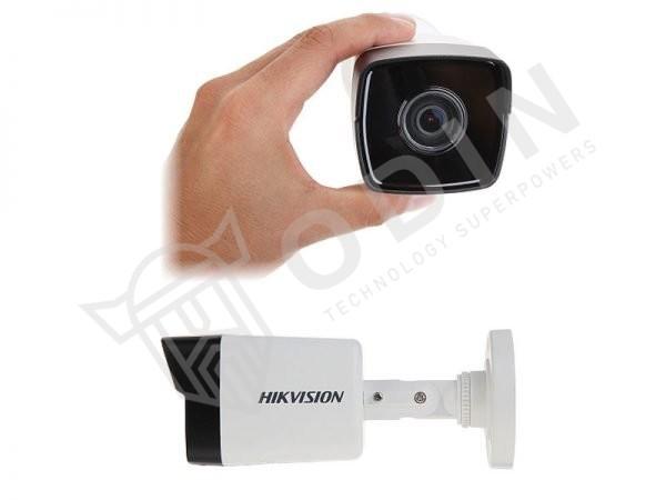 Hikvision DS-2CD1043G0-I Telecamera Bullet Ip 4 Mpx ottica fissa serie LITE con IR fino a 30 mt