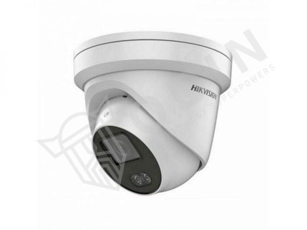 Hikvision DS-2CD2347G1-L Telecamera ColorVu mini dome Ip 4 Mpx ottica 4 mm