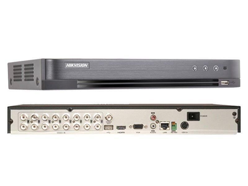 HIKVISION DS-7216HQHI-K1 DVR turbo HD 16 Canali
