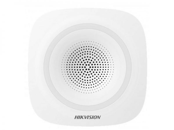 Sirena per interno 110 db senza fili DS-PSG-WI Hikvision