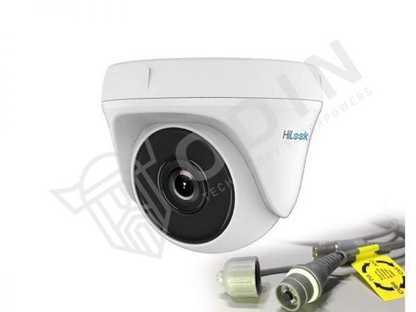 HiLook THC-T120 Telecamera 2 Mpx mini dome con ottica fissa 2,8 mm