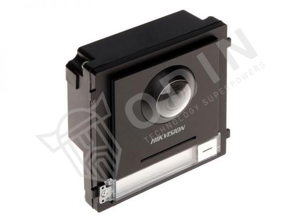 HIKVISION DS-KD8003-IME2 Pulsantiera esterna 2 Megapixel 180° 2 fili per videocitofono