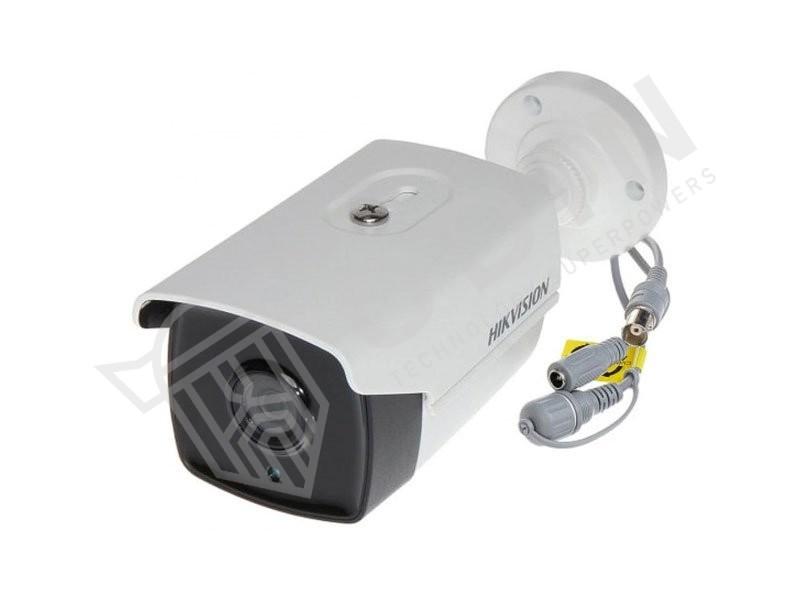 HIKVISION DS-2CE16H0T-IT3F Telecamera bullet ottica 2,8 mm 5 Mpx con IR fino a 40 mt