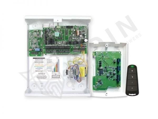 PYRONIX PCX/IT078-S5 Kit allarme con centrale ibrida 8 ingressi espansione radio e telecomando