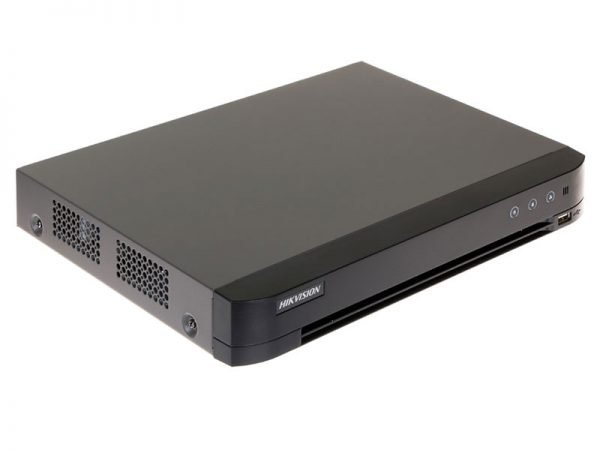 HIKVISION iDS-7208HUHI-M1/S Dvr Turbo HD Acusense 8 ingressi per telecamere fino a 8 Mpx