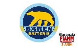 Batterie al piombo Fiamm Baren