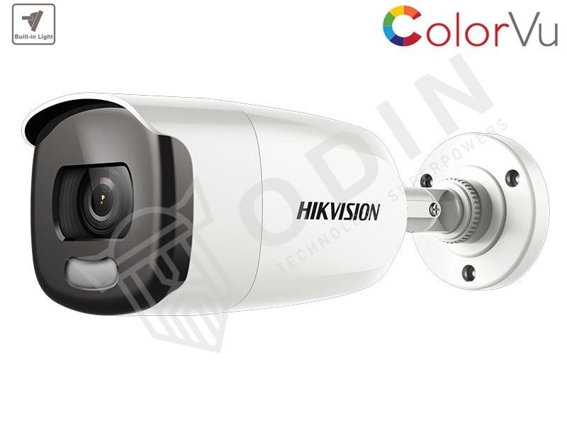 HIKVISION DS-2CE12HFT-F Telecamera Colorvu bullet 5 Mpx ottica 2,8 mm con IR fino a 40 mt