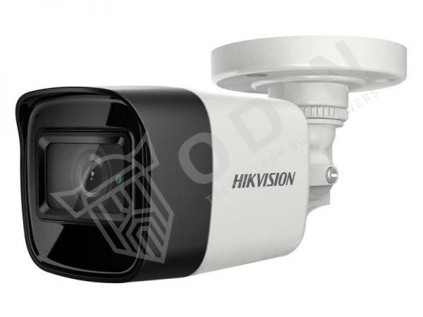 HIKVISION DS-2CE16H8T-ITF Telecamera bullet ottica 2,8 mm 5 Mpx con IR fino a 30 mt