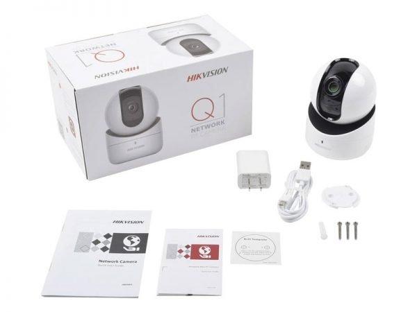 Hikvision DS-2CV2Q21FD-IW Telecamera PT 2,8 mm Wifi 2 Megapixel