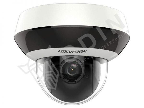 Hikvision DS-2DE2A204IW-DE3 Telecamera PTZ 4X con microfono 2 Megapixel IP66