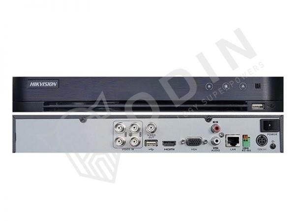 HIKVISION DS-7204HQHI-K1 DVR Turbo HD 4 ingressi