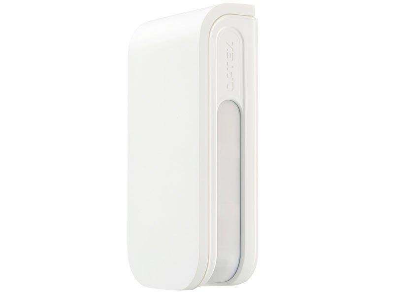 Optex BXS-STW Rilevatore doppio Pir per esterno 12+12 mt bianco
