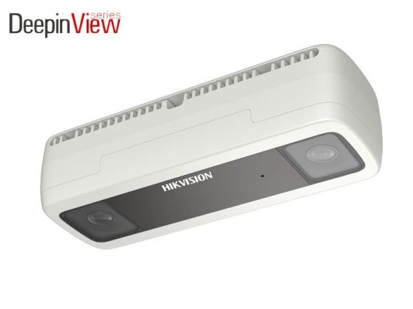 Hikvision DS-2CD6825G0/C-IVS Telecamera people counting Dual lens ottica 2 mm 1080P