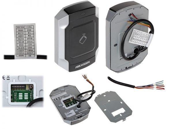 Hikvision DS-K1104M Lettore di tessera mifare 13.56 Mhz