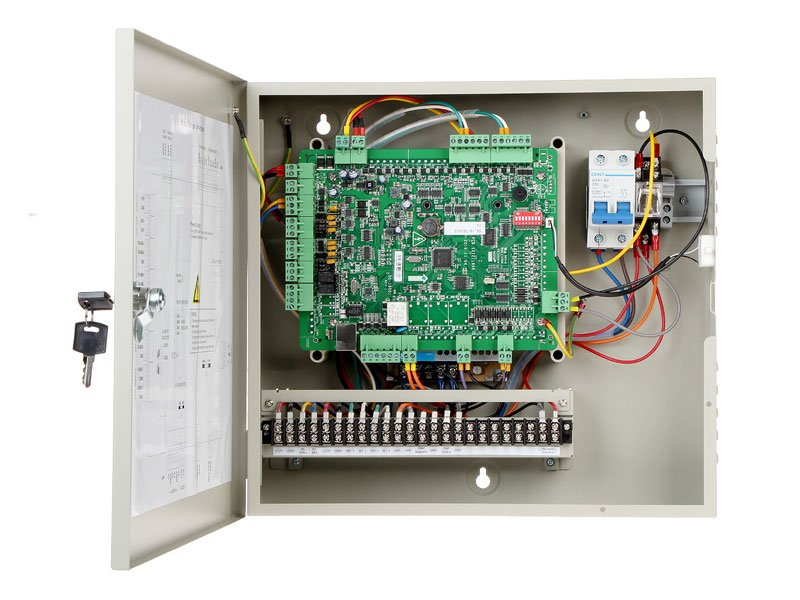 Hikvision DS-K2602 Gestore controllo accessi elettrico per 2 varchi