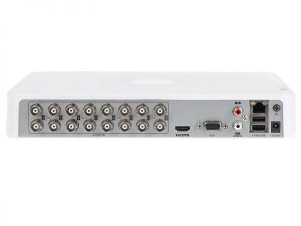 HIKVISION DS-7116HQHI-K1 DVR turbo 16 Canali Hd-tvi / Hdcvi / Cvbs / IP