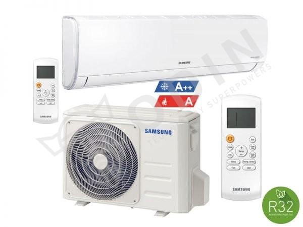 Climatizzatore Samsung 12000 btu serie AR35 inverter R12TXHQASINEU/XEU AR12ART classe A++/A+