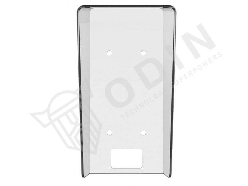 HIKVISION DS-KABV6113-RS Tettuccio protettivo in plastica trasparente per DS-KV6113-WPE1