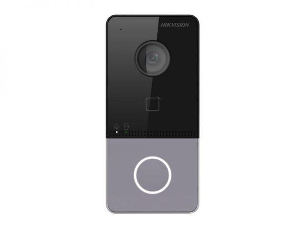 Hikvision DS-KV6113-WPE1 Videocitofono wifi 2 MP ottica grandangolo IP65