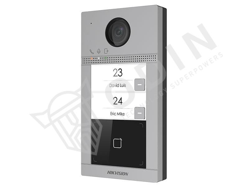 Hikvision DS-KV8213-WME1 Videocitofono bifamiliare wifi 2 MP 129° IP65
