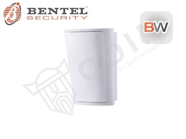 Bentel BW-802 Rilevatore pir di movimento pet immune e temperatura wireless portata 12 mt