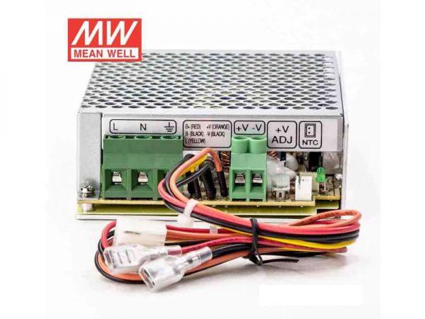Meanwell SCP-50-12 Alimentatore a commutazione 49.7W 13.8V 3.6A con carica batterie
