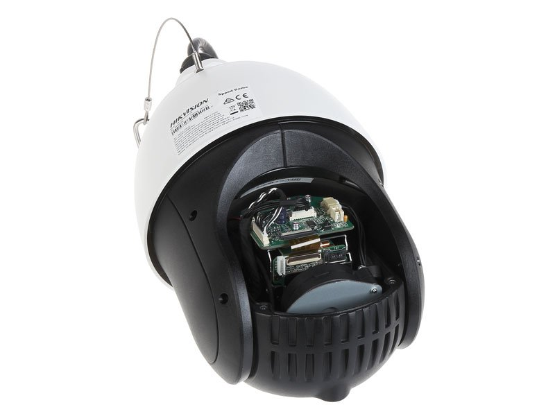 "Hikvision DS-2DE4225IW-DE Speed dome 2 megapixel 4"" 25X zoom ottico staffa inclusa"