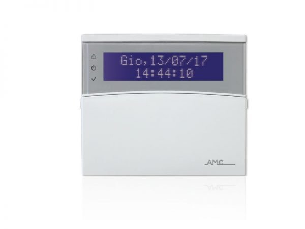 AMC K-RADIO800 Tastiera radio con ricevitore integrato 868 MHz