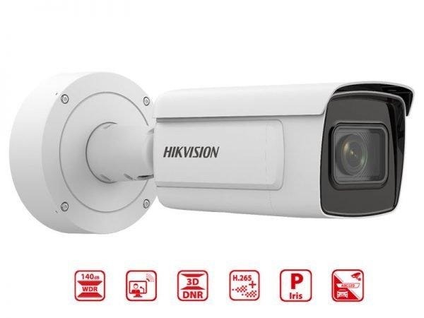 Hikvision iDS-2CD7A26G0/P-IZHS Telecamera ANPR Bullet Lettura targhe ottica 2,8-12 mm