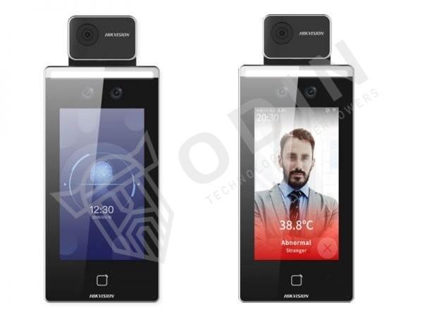Hikvision DS-K1TA70MI-T Terminale termografico con riconoscimento facciale
