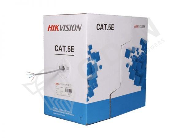 Hikvision DS-1LN5E-S Cavo UTP Cat5e per interno in RAME 305 mt