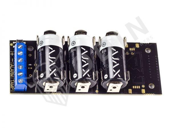 AJAX TRANSMITTER Modulo wireless per connettere rilevatori di movimento per esterni