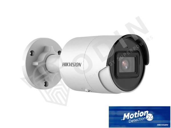 Hikvision DS-2CD2043G2-I Telecamera Bullet Ip 4 Megapixel ottica IR 40 mt IP67